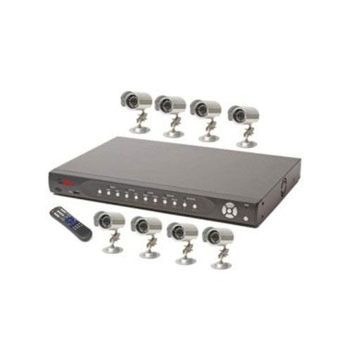 Sistem supraveghere video 8 camere